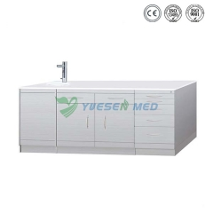 First grade stainless steel dental cabinet YSDEN-ZH04