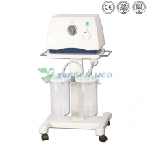Plastic suction unit