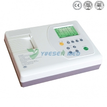 3 Channel Portable Digital ECG Machine YSECG-03A