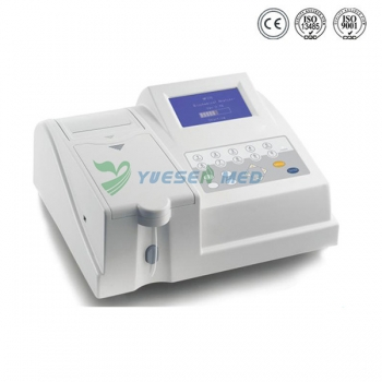 Portable semi-auto biochemical analyzer YSTE-21B