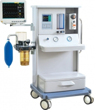 Multifunctional Trolley Anesthesia Machine with ventilator YSAV820
