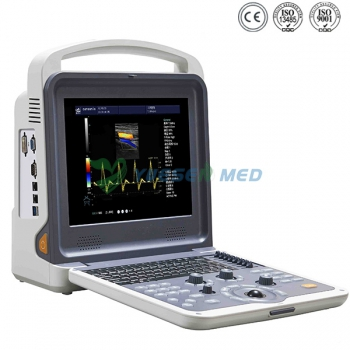 Veterinary Portable color doppler ultrasound YSB-K2000V
