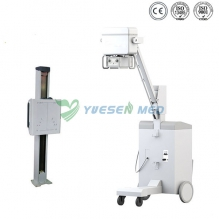 5kW Mobile High Frequency Diagnostic X-Ray Machine YSX100GM