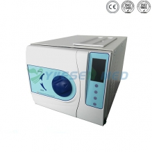 23L hospital automatic steam sterilizer laboratory autoclave YSMJ-VRY-A23