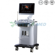 Trolley 3D 4D Color Doppler Ultrasound Scanner YSB6000PE