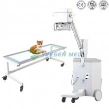 5.0kW 100mA Mobile Veterinary X-ray Machine YSX100VET