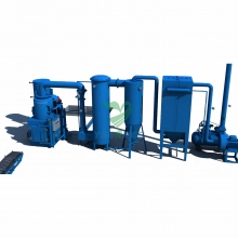 Gas Purification System for incinerator YSFS-WQ