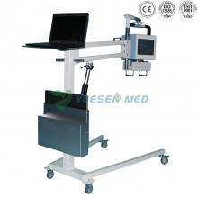 Digital veterinary x-ray system