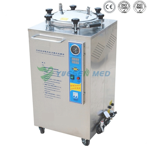 Vertical Autoclave Sterilizer YSMJ-09 With Drying Function