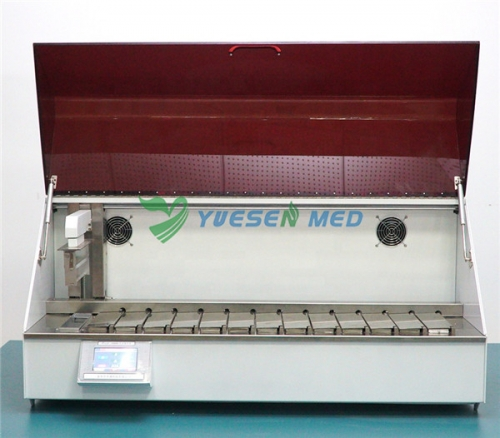 Automatic Tssue Slide Staining Machine YSPD-RS60