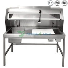 Stainless Steel Pathological Sampling Bench YSTE-QCT-4