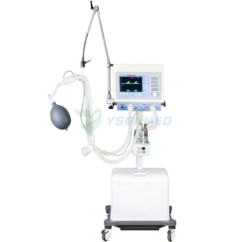 Medical Mobile ICU Ventilator YSAV400A